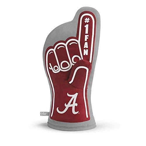YouTheFan NCAA Alabama Crimson Tide #1 Oven Mitt ()