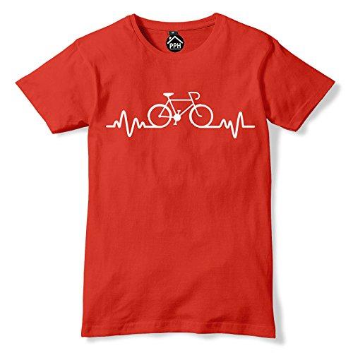 FunkyShirt  Herren / Damen T-Shirt Gr. Large, rot