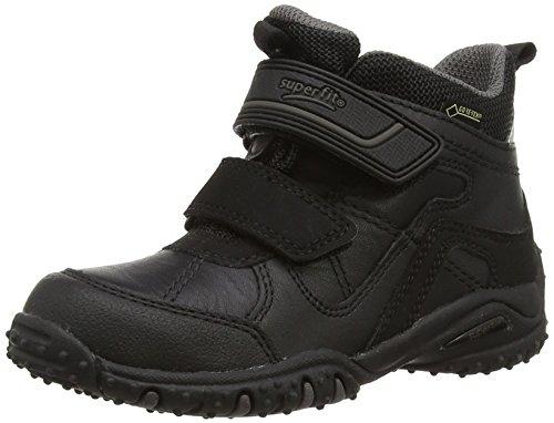 Superfit Sport4 - Zapatillas Niños Black (Schwarz Multi)