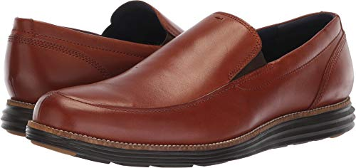 ec03d01f21c Galleon - Cole Haan Men s Original Grand Venetian Lux Loafer Woodbury Java  8 D US D (M)