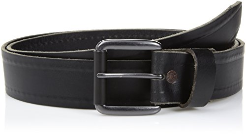 Levi's Men's 100% Leather Belt  with Prong Buckle, Black, X-Large