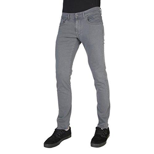 liso Pantalón denim recto Azul tejido baja ajustado hombre Jeans estilo para color bull cintura 7179302A Carrera 8w5HqPH