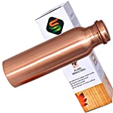 Copper Splash-Copper Water Bottle Large-Leak Proof