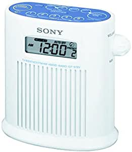 Sony ICF-S79V Weather Band Shower Radio (Discontinued by Manufacturer)