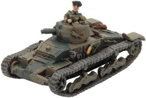 Flames Of War British Matilda I (2 Vehicles, Early War)