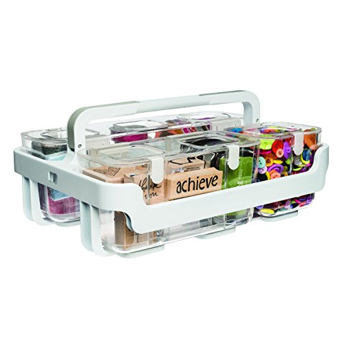 Deflecto Caddy Organizer Compartments 29003CR product image