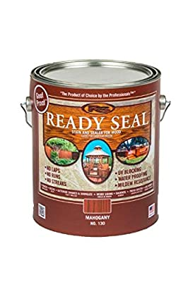 Ready Seal Pecan Exterior Wood Stain and Sealer