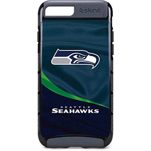 new concept 798ba b2cc1 Amazon.com: Skinit NFL Seattle Seahawks iPhone 8 Plus Cargo Case ...