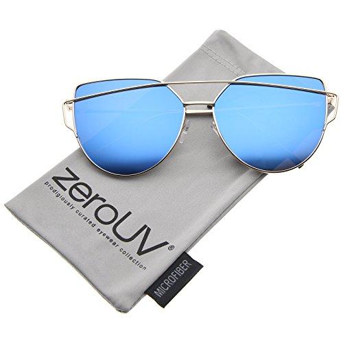 zerouv-oversize-metal-frame-thin-temple-color-mirror-flat-lens-aviator-sunglasses-62mm-gold-blue-mir