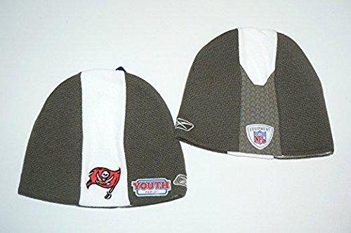 NFL Tampa Bay Buccaneers Youth Skunk Beanie