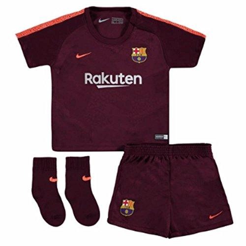 best loved 1ff91 8d127 Nike 2017-2018 Barcelona Third Baby Kit - Buy Online in KSA ...