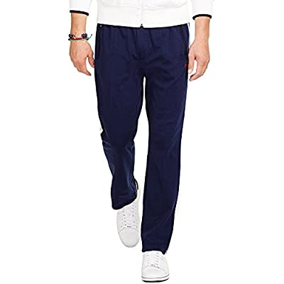 Cheap RALPH LAUREN Polo Men's Interlock Athletic Track Pants