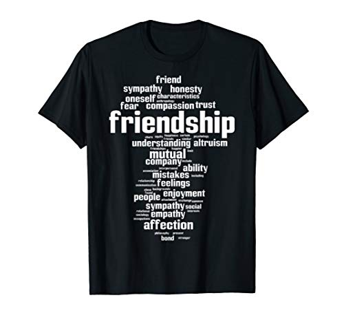 Friendship Definition T-Shirt (Best Definition Of Friendship)