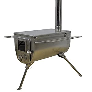 Amazon Com Winnerwell Woodlander Deluxe Wood Tent Stove