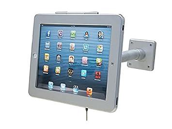 System-S con cuello de cisne para carrito de presentación con brazo de pared para iPad air: Amazon.es: Electrónica