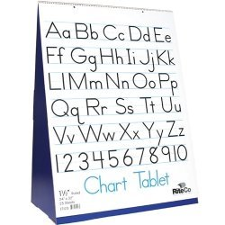 Flipside FLP30501 Spiral Bound Flip Chart Stand with Tablet Set (Flip Chart Ease compare prices)