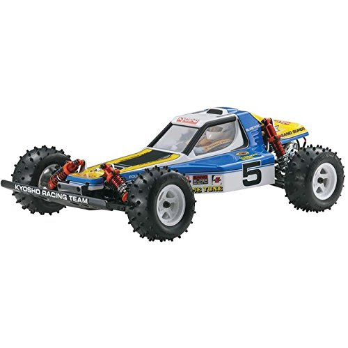 Price comparison product image Kyosho Optima Vintage Series Off-Road Buggy Vehicle (1 / 10 Scale)