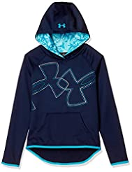 Under Armour Girls Armourfleece Hoody Du...