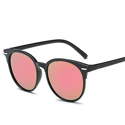 Aoligei L'Europe et les États-Unis lunettes de soleil mode lunettes lunettes de soleil-retro grand cadre de tendance Ocean film wzL2mP7jm