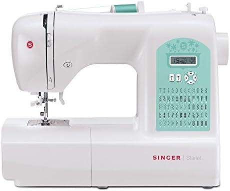Singer Starlet 6660, máquina de coser electrónica, 60 puntos ...