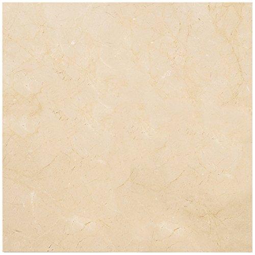 Dal-Tile M7211818121L Marble Tile Crema MARFIL Elegance POL (M7211818581L) 2 3/4