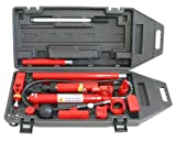 10 Ton Hydraulic Porta Power Auto Body Frame Repair Kit
