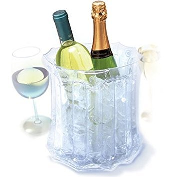 Epic Products Porta Cool Inflatable Ice - Champagne Bucket Roses