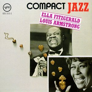 Words... super, ella fitzgerald louis armstrong you