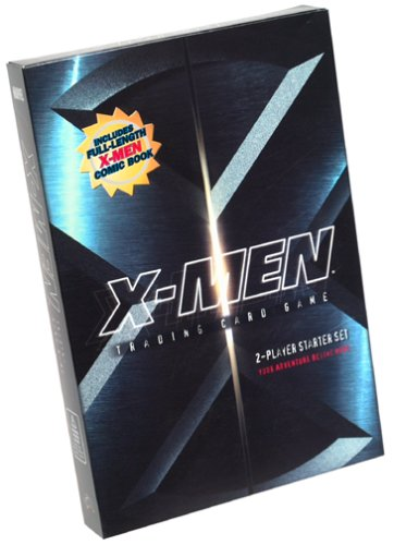 X-Men Trading Card Game Starter Set for sale  Delivered anywhere in USA