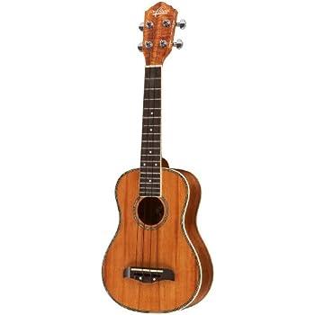 oscar schmidt ou5e koa concert acoustic electric concert ukulele musical instruments. Black Bedroom Furniture Sets. Home Design Ideas