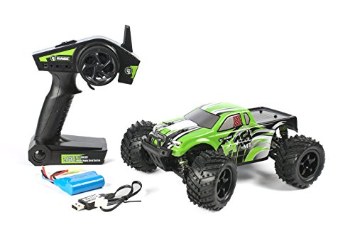 Rage RC C1800 R18MT 1/18 Scale Ready To Run Radio Control Monster Truck