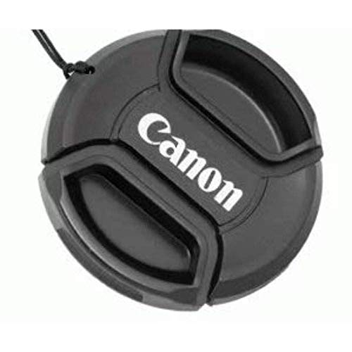 Mostos 52mm Snap-On Front Lens Cap, Camera Lens Cover for Canon DSLR (Thread not Included)
