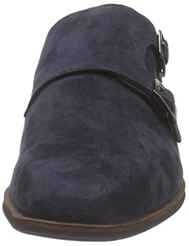 Azul Zapatos Hombre Monkstrap Nebulus Smart 7TqRwx6