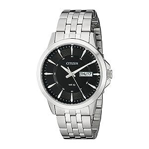 Citizen Men's BF2011-51E Wrist Watches, Black Dial