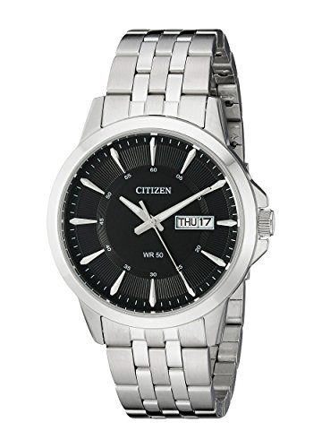 Citizen Men's Everyday Stainless Steel Watch