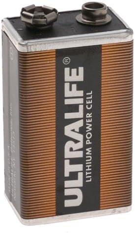 Amazon Com Ultra Life 10 Year Smoke Alarm Battery U9vl X Home Improvement