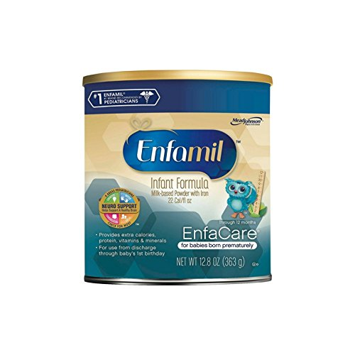 Enfamil EnfaCare Infant Formula Powder 12.80 oz (Packs of 6) by Enfamil