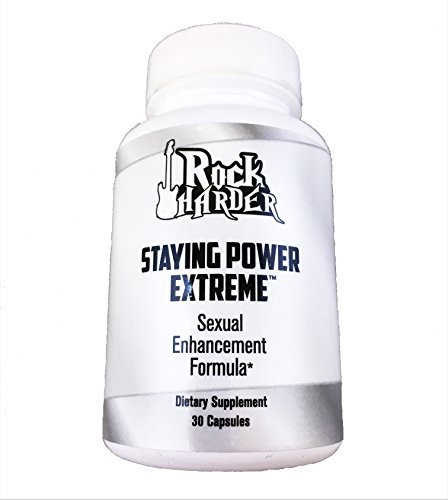 Rock Harder Staying Power Extreme Male Enhancement Pills Ed Rocks