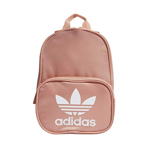 adidas Originals Santiago Mini Backpack, Dust Pink, One Size