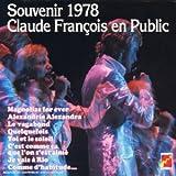 Souvenir 1978 : Claude François en public - Digipack