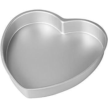 Amazon Com Wilton Decorator Preferred 10 Inch Heart