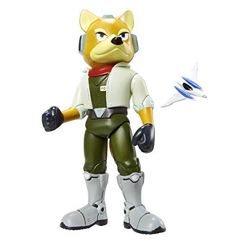 World of Nintendo 4.25 Fox McCloud Figure Wave ()