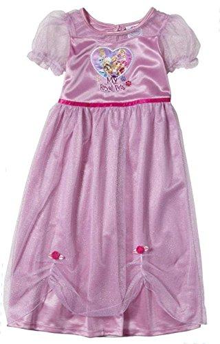 Disney Princess Palace Pets Toddler Girls Nightgown Sizes 3T