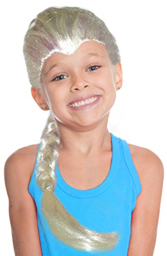 Frozen Elsa Wig Child Elsa Wigs Elsa Wig For Kids Child Elsa Wig For Girls