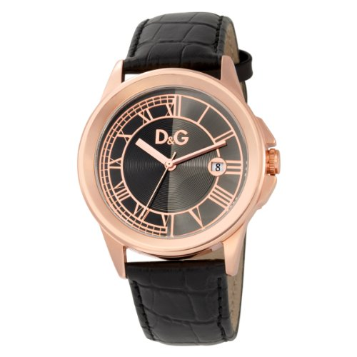 D&G Dolce & Gabbana Men's DW0628 Zermatt Analog Watch