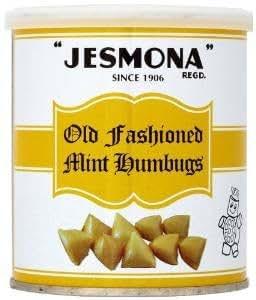 Jesmona – Humbugs de menta, latas de 22 ml (paquete de 2 ...