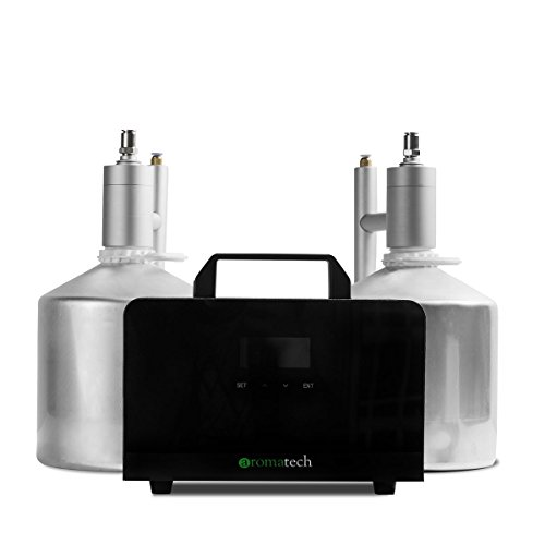Air Stream Duo Commercial or Residential HVAC Fragrance diffuser. Connects to air conditioning system. Covers 15,000 sq.ft. by AromaTech