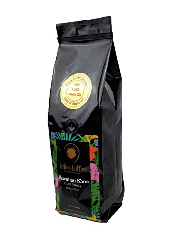 100% Hawaiian Kona Coffee