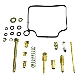 Factory Spec, AT-07148, Carb Repair Kit 1998-2003 Honda Foreman 450 4x4