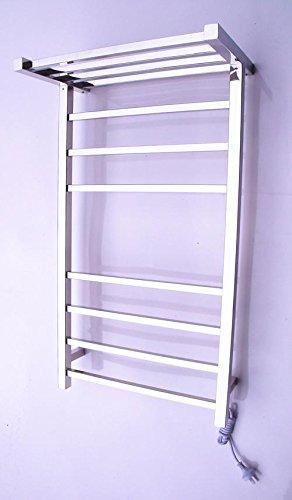 Toalla calentador, radiador toallero de pared acero inoxidable , 8k mirror